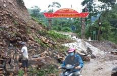 Nguy cơ lũ quét, sạt lở đất tại Lai Châu, Điện Biên, Sơn La và Lào Cai