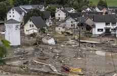 Mưa lũ ở Đức gây hậu quả thảm khốc nhất kể từ Thế chiến thứ 2