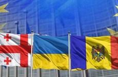 Gruzia, Moldova và Ukraine cùng thúc đẩy nỗ lực gia nhập EU