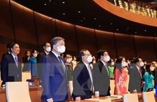 Hình ảnh khai mạc Kỳ họp thứ nhất, Quốc hội khóa XV