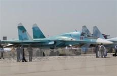 Nga công bố thời điểm xuất khẩu máy bay cường kích Su-34