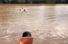 Điều tra vụ lật thuyền làm hai cán bộ huyện tử vong ở Phú Thọ