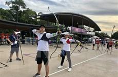 Đoàn thể thao Việt Nam bắt đầu hành trình chinh phục Olympic