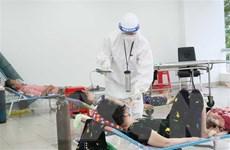 TP.HCM, Bình Dương nỗ lực điều trị cho các ca mắc COVID-19