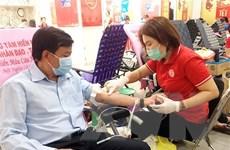 """TP.HCM: Nguồn máu dự trữ """"chạm đáy,"""" kêu gọi hiến máu tình nguyện"""