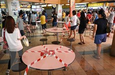 Tình hình tại Singapore, Israel - hai nước đi đầu trong chống COVID-19