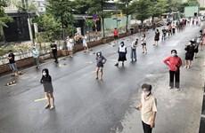 Thành phố Hồ Chí Minh tiếp tục giãn cách với nhiều biện pháp mạnh