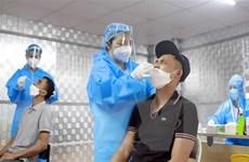 Số ca mắc COVID-19 của Việt Nam vượt ngưỡng 90.000 ca