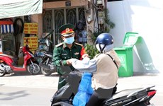 TP.HCM: Người dân vẫn ra đường khi không cần thiết là cực kỳ nguy hiểm