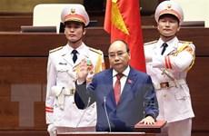 Lãnh đạo Triều Tiên gửi điện chúc mừng Chủ tịch nước Nguyễn Xuân Phúc
