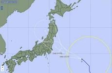 """Các nhà tổ chức Olympic """"thở phào"""" vì bão Nepartak không vào Tokyo"""