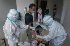 Nhiều nước ghi nhận số ca nhiễm tăng cao đột biến do biến thể Delta