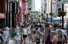 Mỹ khuyến cáo người dân khu vực có nguy cơ cao nên đeo khẩu trang