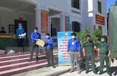 Tổ chức các đội thanh niên tình nguyện chống dịch tại 63 tỉnh thành