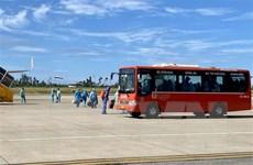 Thừa Thiên-Huế đã đón 6.000 người trở về từ các tỉnh thành phía Nam