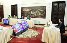 Củng cố đoàn kết, tin cậy, hiểu biết và vai trò trung tâm của ASEAN