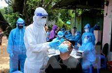 Ngày 2/8 có tổng cộng 7.455 ca nhiễm mới, bổ sung 389 ca tử vong
