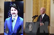 Những nội dung chính của cuộc điện đàm giữa lãnh đạo Canada và Mỹ