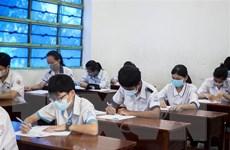 Ngày 20/8 TP.HCM công bố điểm chuẩn lớp 10 năm học 2021-2022