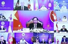 Các đề xuất của Việt Nam được ASEAN và đối tác ủng hộ
