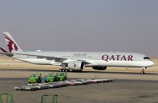 Qatar Airways tạm dừng khai thác 13 Airbus A350 vì lỗi thân máy bay