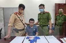 Điện Biên: Bắt hai đối tượng, thu giữ hơn 1.000 viên ma túy tổng hợp