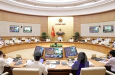 Thủ tướng Phạm Minh Chính chủ trì Phiên họp Chính phủ tháng 7