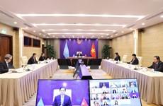 Chuyên gia Anh đánh giá cao sáng kiến của Việt Nam về an ninh biển