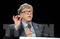 Tỷ phú Bill Gates sẽ tặng 1,5 tỷ USD nếu Mỹ thông qua luật hạ tầng