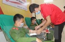 Không để gián đoạn công tác hiến máu trong bối cảnh dịch COVID-19