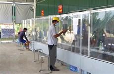 Thừa Thiên-Huế: Kiên cố hóa các chốt kiểm soát y tế dọc Quốc lộ 1A 