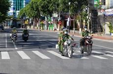 Người dân Đà Nẵng chấp hành nghiêm yêu cầu không ra khỏi nhà
