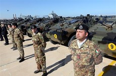Libya: JMC yêu cầu tạm ngừng các thỏa thuận quân sự với nước ngoài