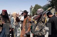 Taliban khẳng định cuộc chiến tại Afghanistan đã kết thúc