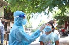 Ngày 17/8 Việt Nam ghi nhận 9.605 ca nhiễm mới, 331 ca tử vong
