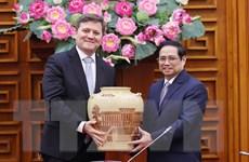 Thủ tướng Chính phủ Phạm Minh Chính tiếp Đại sứ Ba Lan