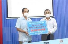 Chung tay hỗ trợ các địa phương phòng, chống dịch COVID-19