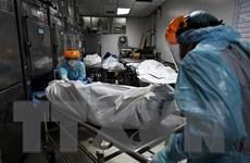 Số ca tử vong trong ngày vì COVID-19 tại Thái Lan lần đầu vượt 300 ca
