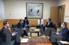 Đảng Cộng sản Nhật Bản đánh giá cao sự đồng lòng chống dịch của VN