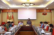Phiên họp thứ nhất BCĐ xây dựng Đề án trình Hội nghị TW 5 khóa XIII
