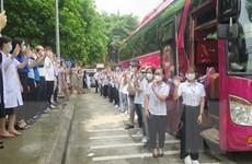 Bộ Quốc phòng tăng cường lực lượng cho các tỉnh miền Nam chống dịch