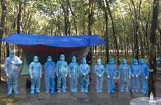 Bình Phước: Phát hiện 11 đối tượng bơi qua sông để nhập cảnh trái phép