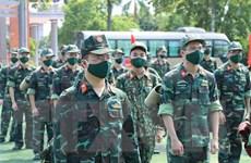 Đưa các tổ, nhóm quân y đến tận cơ sở, từng tổ dân phố ở TP.HCM