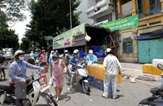 TP.HCM: Vẫn có tình trạng người dân đổ xô đi mua hàng hóa, thực phẩm