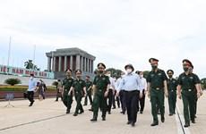 Nâng tầm công tác quản lý khu di tích tại Lăng Chủ tịch Hồ Chí Minh