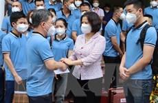 Tiếp tục tăng cường lực lượng, thiết bị y tế hỗ trợ các tỉnh phía Nam