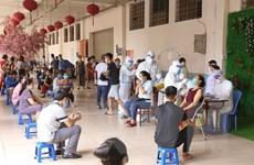 Hà Nội phong tỏa tạm thời chợ Hà Đông và xét nghiệm cho tiểu thương