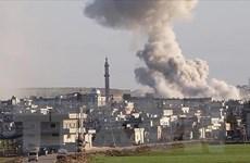 Lệnh ngừng bắn bắt đầu có hiệu lực tại Daraa của Syria