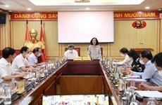 Họp Ban Chỉ đạo xây dựng Đề án trình Hội nghị TW 6 (khóa XIII)