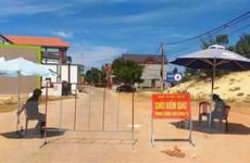 Quảng Bình: Có thêm 118 ca nhiễm COVID-19 liên quan đến hai chợ cá